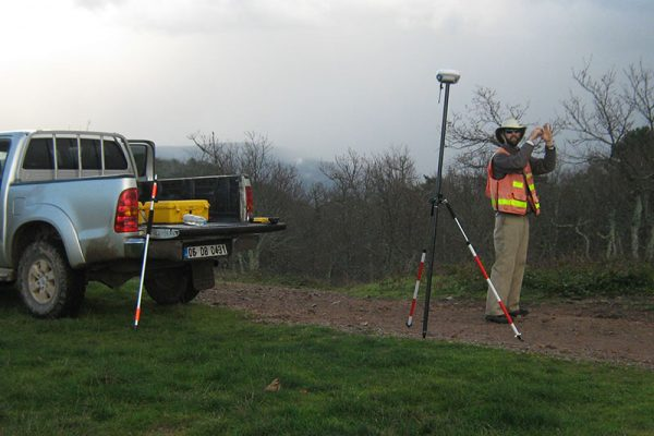 Surveying in Turkey 2010