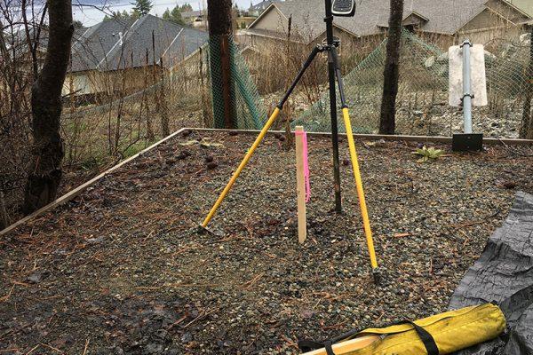Surveying in West Kelowna